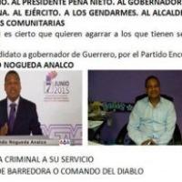 Acusan a ex candidato a gobernador de ser autor de homicidios y de la balacera al antro VIP