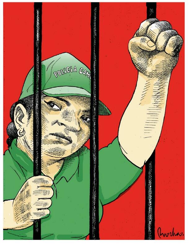 Mateo Aguirre libre y Nestora Salgado detenida ¿Funciona bien la justicia en México?