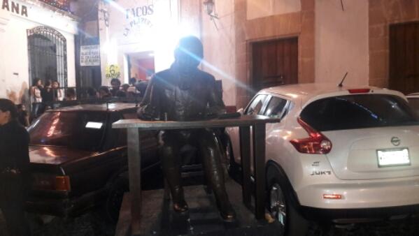 #Taxco El General Morelos entre la espada y la pared
