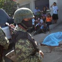 Se registra fuerte enfrentamiento entre dos grupos antagónicos en Marquelia, Guerrero