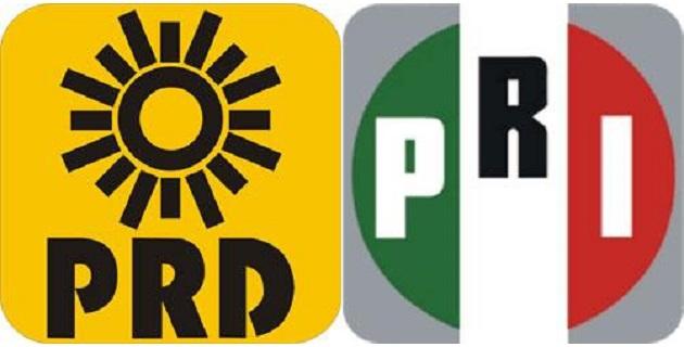 PRD vs PRI: Guerra de Partidos