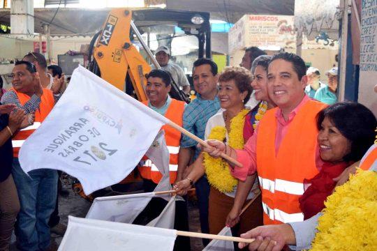 Acapulco: En unaño la nómina pasó de 7 mil 197, a 8 mil 700 empleados.