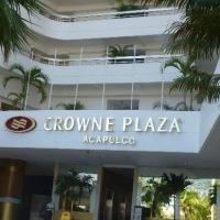Acapulco pierde al Crowne Plaza, su último hotel estadounidense