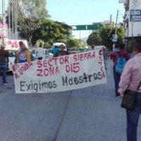 11 escuelas no iniciaron clases en Guerrero