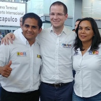 Ricardo Anaya, crónica de un fracaso anunciado en #Acapulco