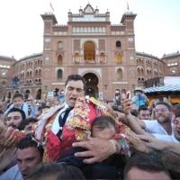 Obispo y Oro: Ureña, por fin, estalla en Las Ventas