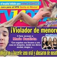 Acusan a Mario Bautista de haber abusado de 4 jóvenes en #Acapulco