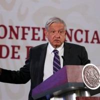 """""""No habrá condonación de impuestos para nadie"""": Andrés Manuel López Obrador."""
