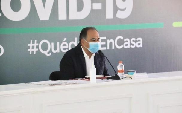 Hector Astudillo 28 mayo