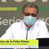 #Guerrero cierra semana con récord de contagios por COVID. Las cifras podrían tener un rezago superior al doble en confirmaciones según Gatell.